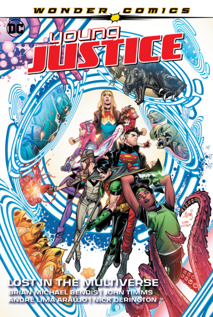 Young Justice: Lost In the Multiverse