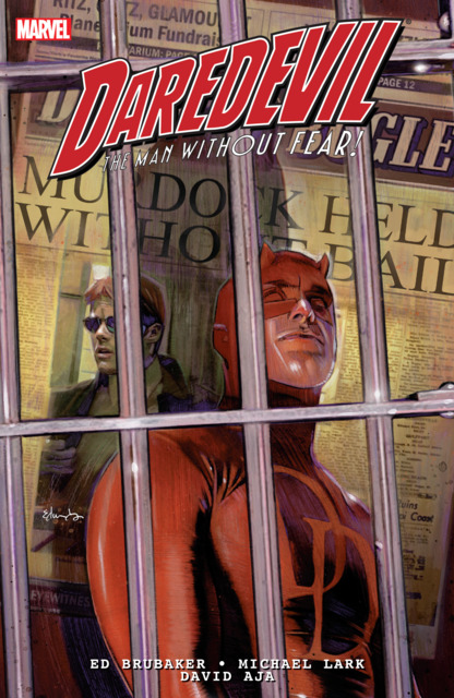 Daredevil by Brubaker and Lark Ultimate Collection