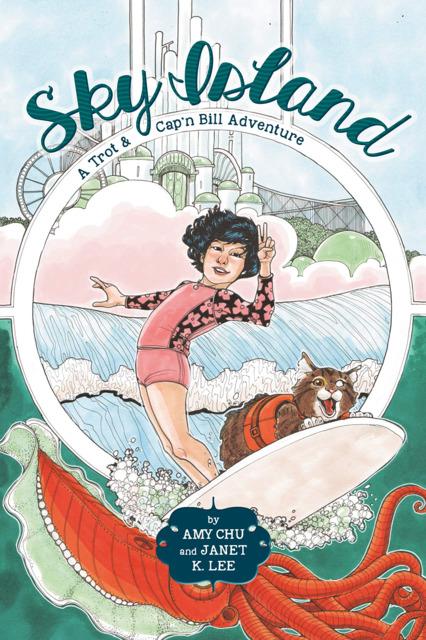 Sky Island: A Trot & Cap'n Bill Adventure