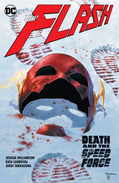The Flash: Death and the Speed Force