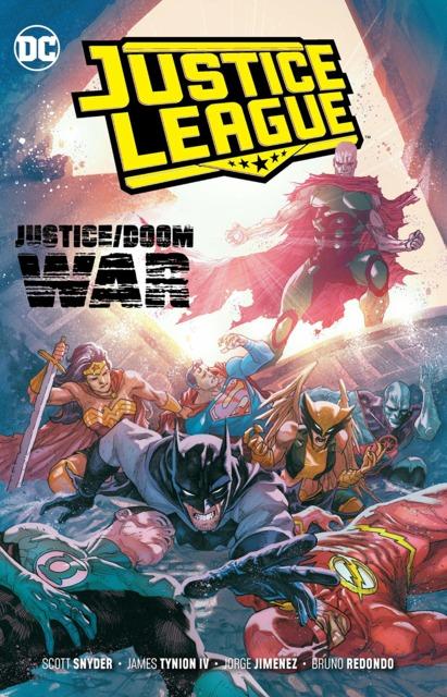 Justice League: Justice/Doom War