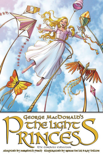 George MacDonald's The Light Princess: The Complete Collection