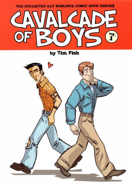Cavalcade of Boys
