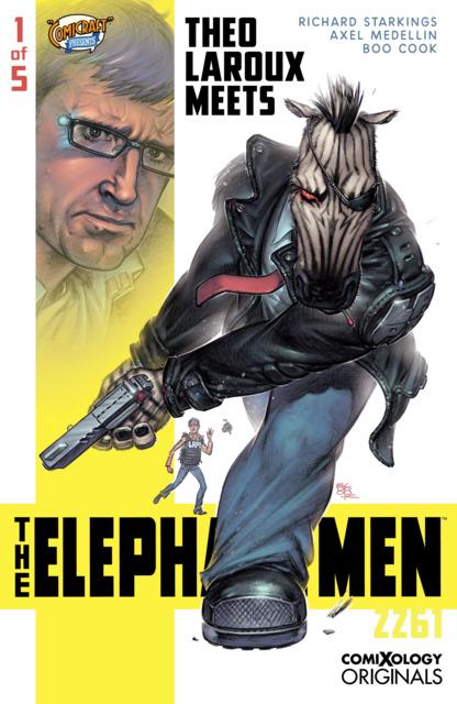 Elephantmen: Theo Laroux Meets the Elephantmen
