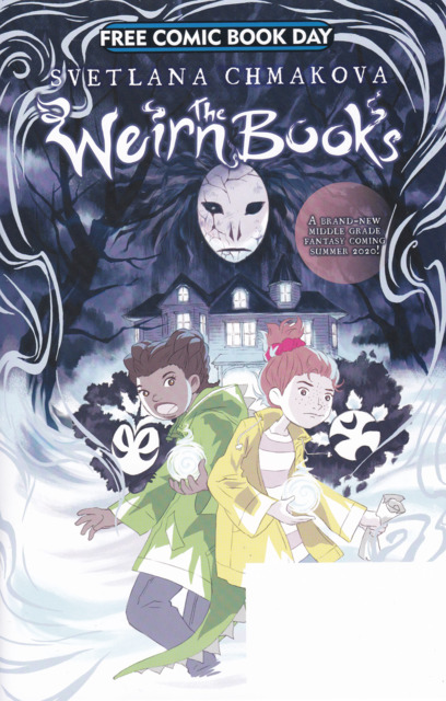 The Weirn Books Free Preview
