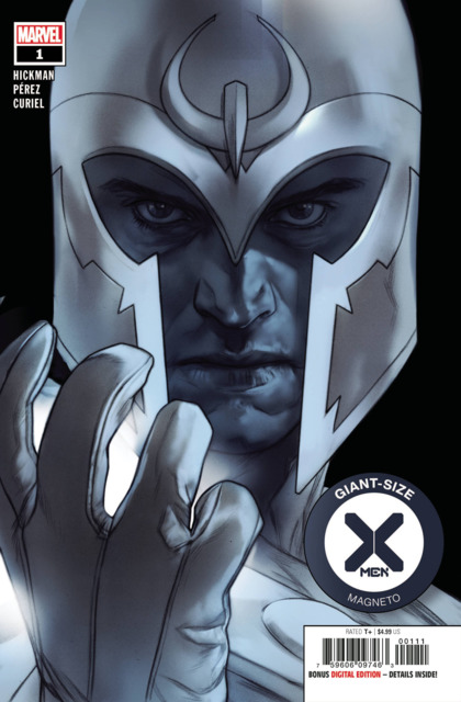 Giant-Size X-Men: Magneto