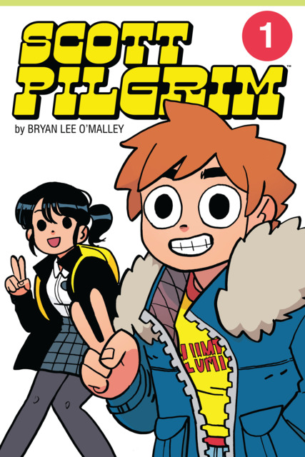Scott Pilgrim Color Collection