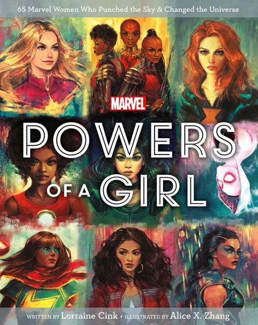 Marvel: Powers of A Girl