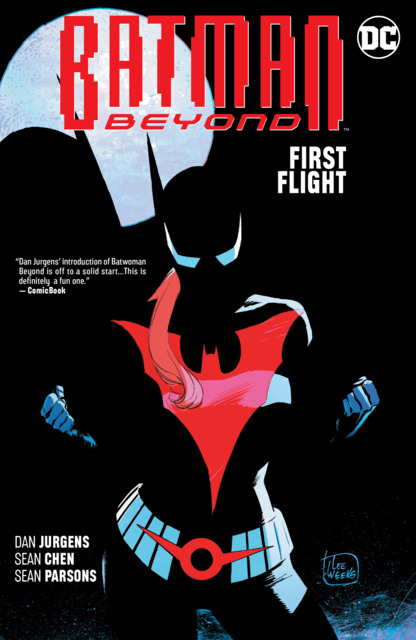 Batman Beyond: First Flight