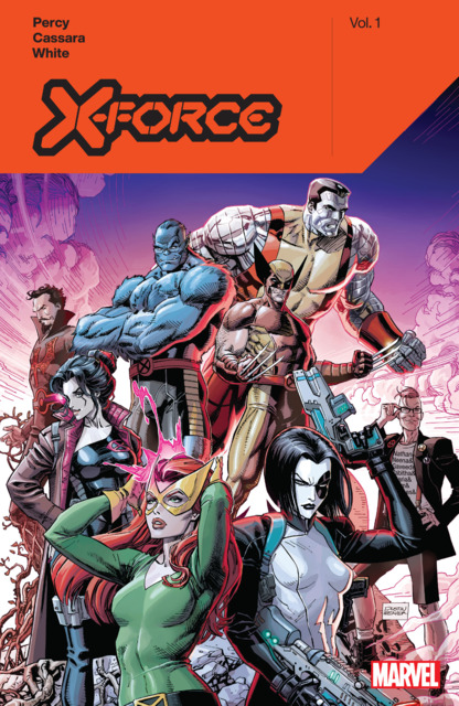 X-Force by Benjamin Percy