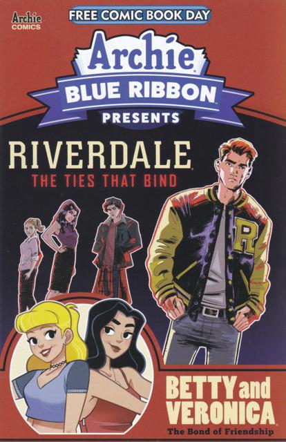 Archie Blue Ribbon Presents, FCBD Edition
