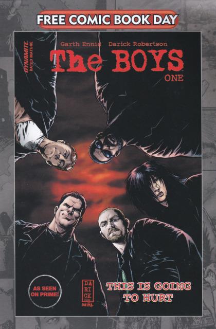 The Boys: FCBD