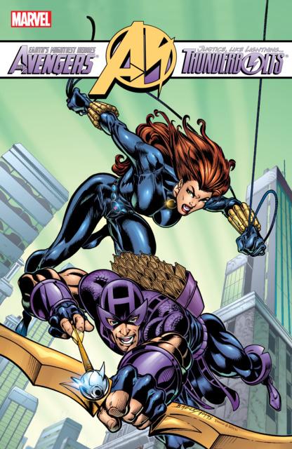 Avengers/Thunderbolts:The Nefaria Protocols