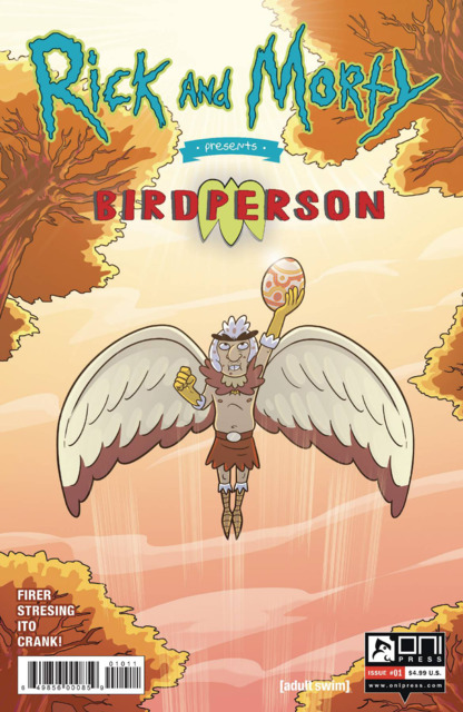 Rick and Morty Presents: Birdperson