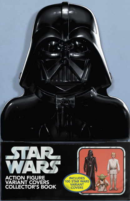 Star Wars: The Action Figure Variant Covers