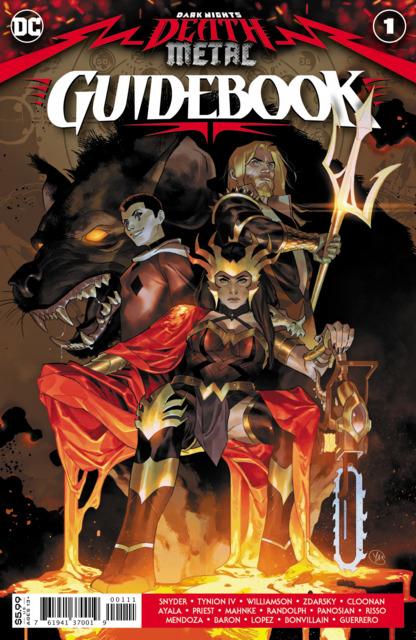 Dark Nights: Death Metal Guidebook