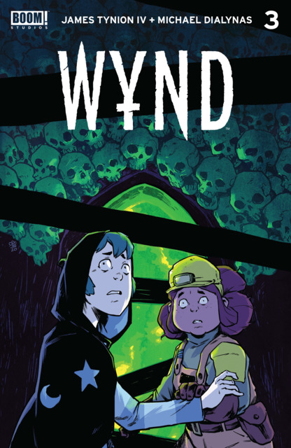 Wynd #7 - Book Two: The Secret of the Wings (Issue)