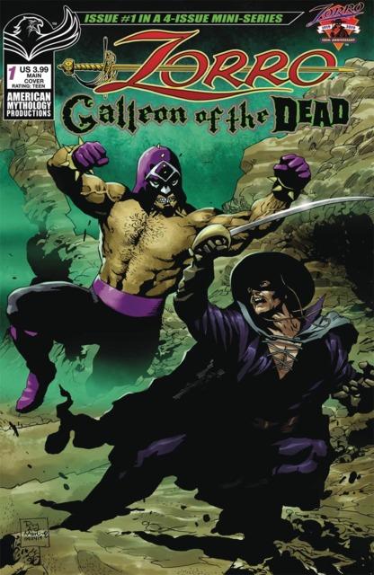 Zorro: Galleon of the Dead