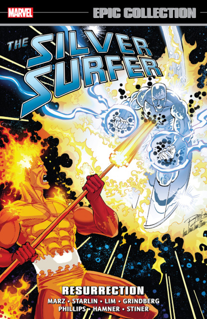 Silver Surfer Epic Collection: Resurrection