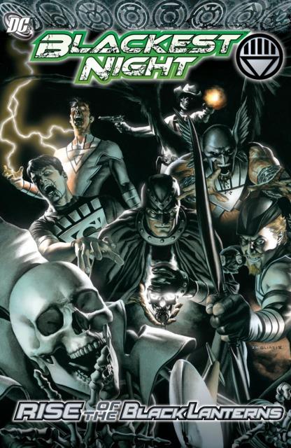 Blackest Night: Rise of The Black Lanterns