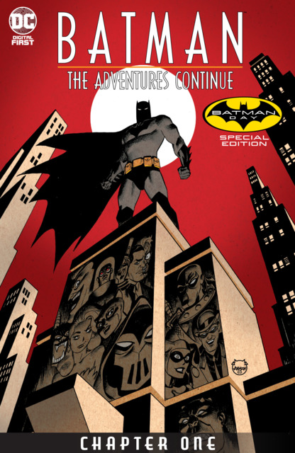 Batman Day Batman: The Adventures Continue