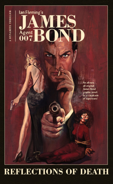 """James Bond In """"Reflections of Death"""""""