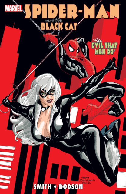 Spider-Man and the Black Cat: The Evil That Men Do