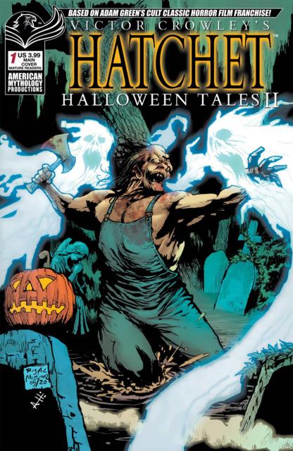 Victor Crowley's Hatchet Halloween Tales II