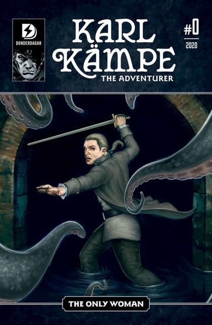 Karl Kämpe The Adventurer