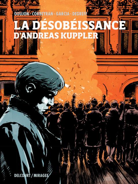 La Désobéissance d'Andreas Kuppler