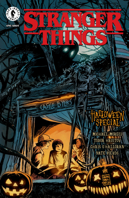 Stranger Things: Halloween Special One Shot