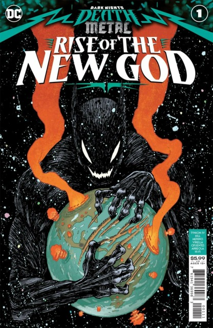 Dark Nights: Death Metal Rise of the New God