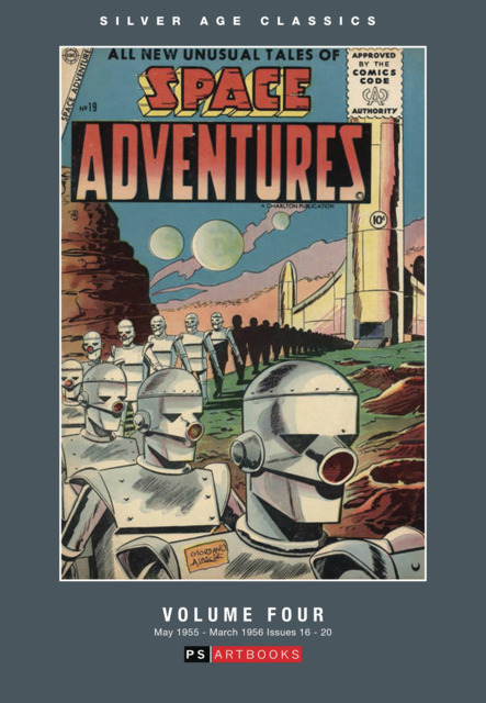 Silver Age Classics: Space Adventures