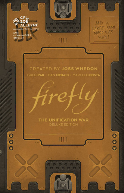 Firefly: The Unification War: Deluxe Edition