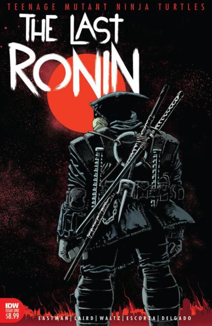 TMNT: The Last Ronin