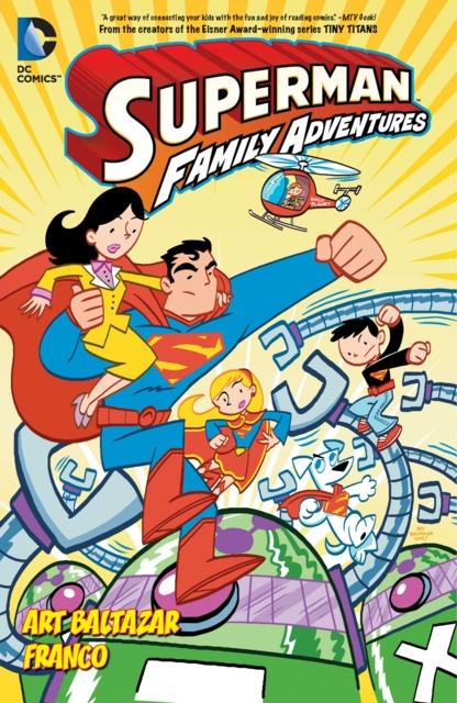 Superman Family Adventures