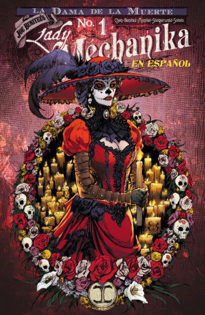 Lady Mechanika en Español: La Dama de la Muerte