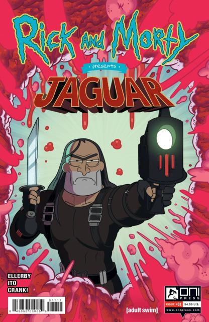 Rick and Morty Presents: Jaguar