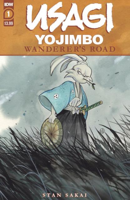 Usagi Yojimbo: Wanderer's Road