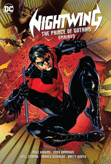 Nightwing: The Prince of Gotham Omnibus