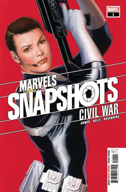 Civil War: Marvels Snapshots