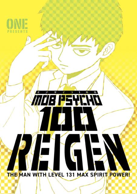 Mob Psycho 100: Reigen—The Man With Level 131 Max Spirit Power!