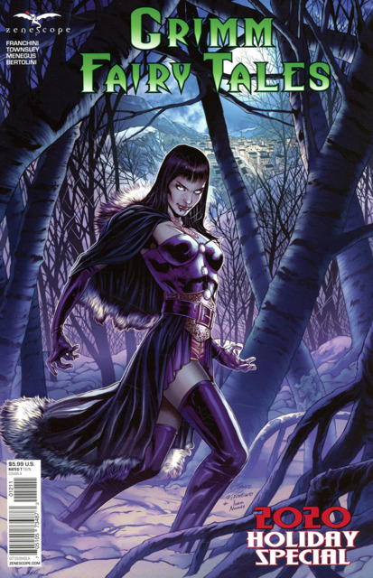Grimm Fairy Tales 2020 Holiday Special