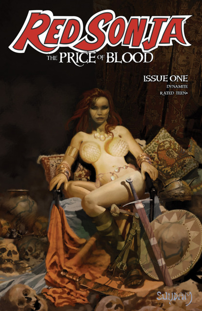 Red Sonja: Price of Blood
