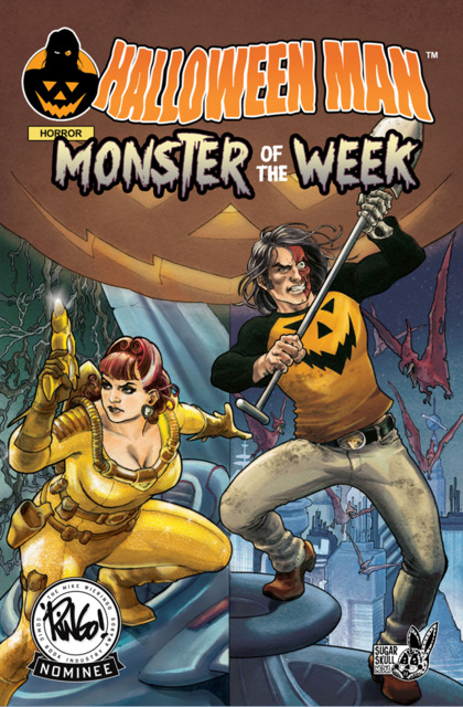 Halloween Man: Monster of the Week