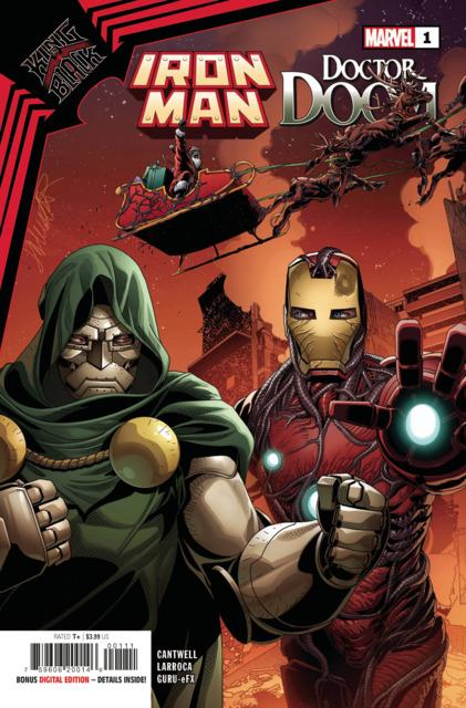 King In Black: Iron Man/Doom