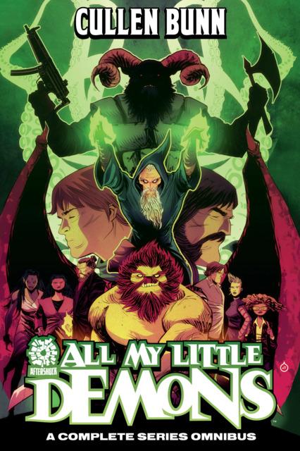Cullen Bunn: All My Little Demons A Complete Series Omnibus