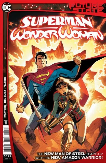 Future State: Superman/Wonder Woman