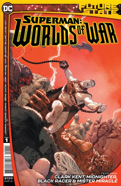 Future State: Superman: Worlds of War