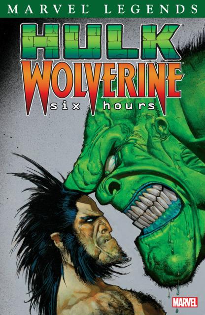 Hulk Legends: Hulk/Wolverine: 6 Hours